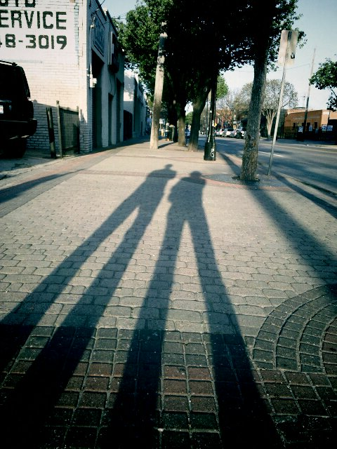 Shadows Taller Than Our Souls