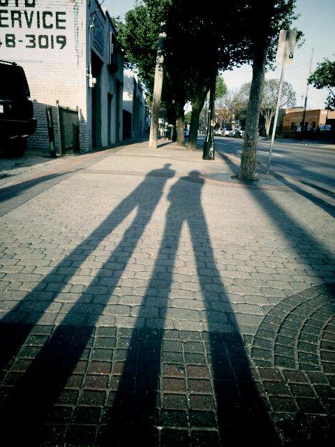 Shadows Taller Than Our Souls