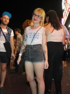 Granada - Tattooed Blonde Glasses