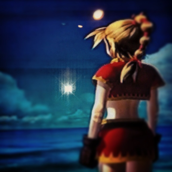 Instagram Kid Chrono Cross