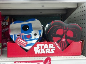 However, you can still do Star Wars with just a tiny touch of artsy class.