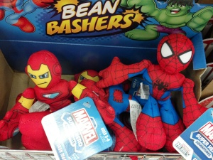 Is that Ironman? I don't think Tony Stark approved this likeness.