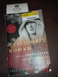 Passionate Nomad book