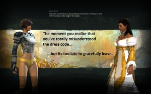 meeting the queen guild wars 2 underwear
