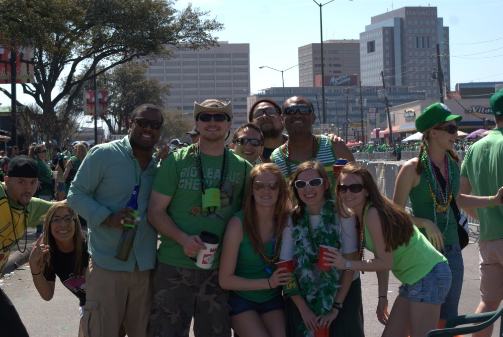 Greenville St. Patty's
