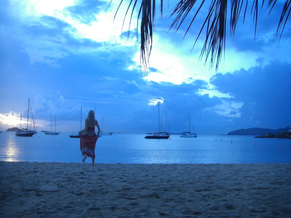 Water Island Rika Beach