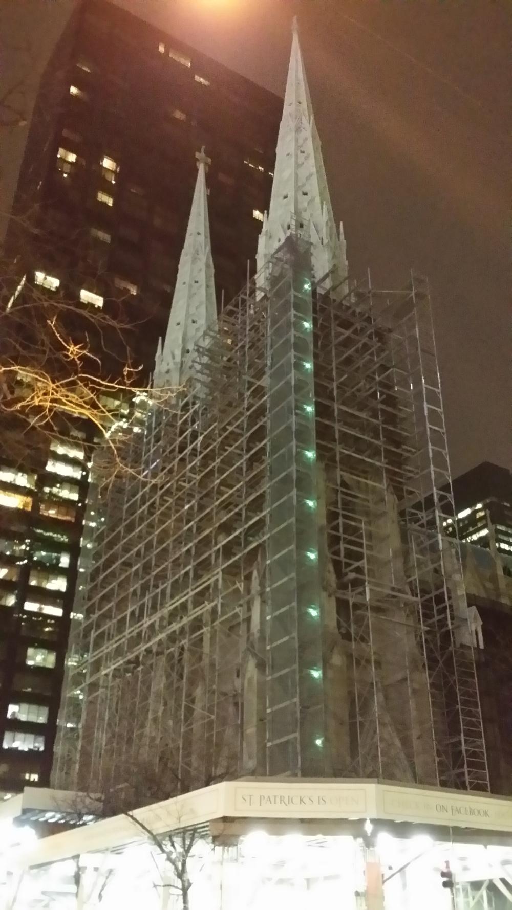 cathedral repairs