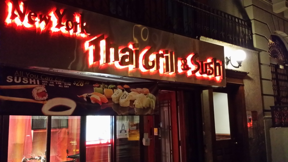 New York Thai Grill and Sushi