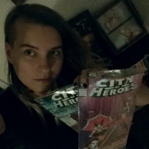 City of Heroes Comics