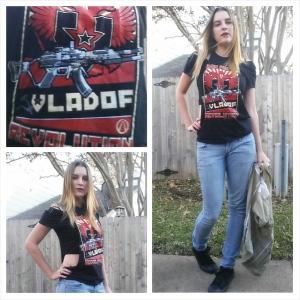 Vladof shirt