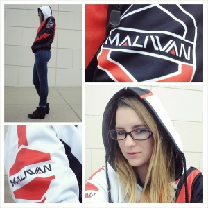 Borderlands Maliwan Jacket