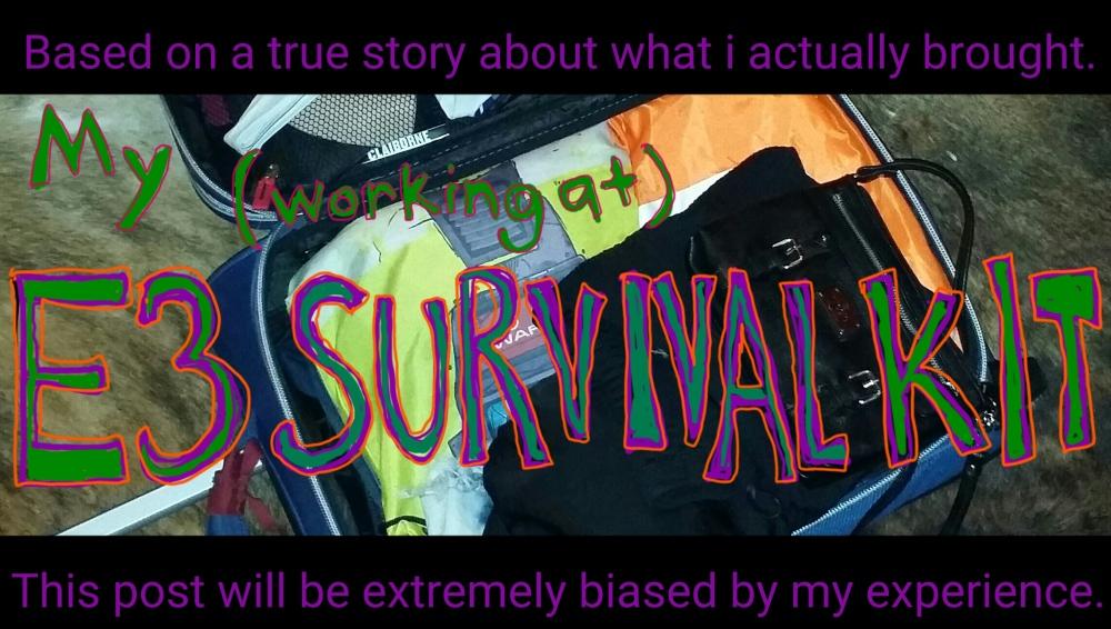 Survival kit - title