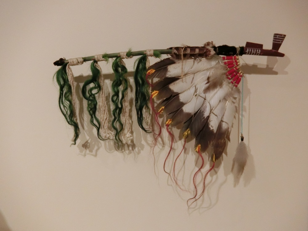 feather pipe